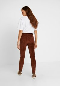 New Look - Trousers - camel - 3