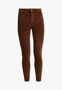 New Look - Trousers - camel - 4