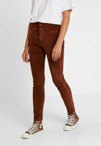 New Look - Trousers - camel - 0