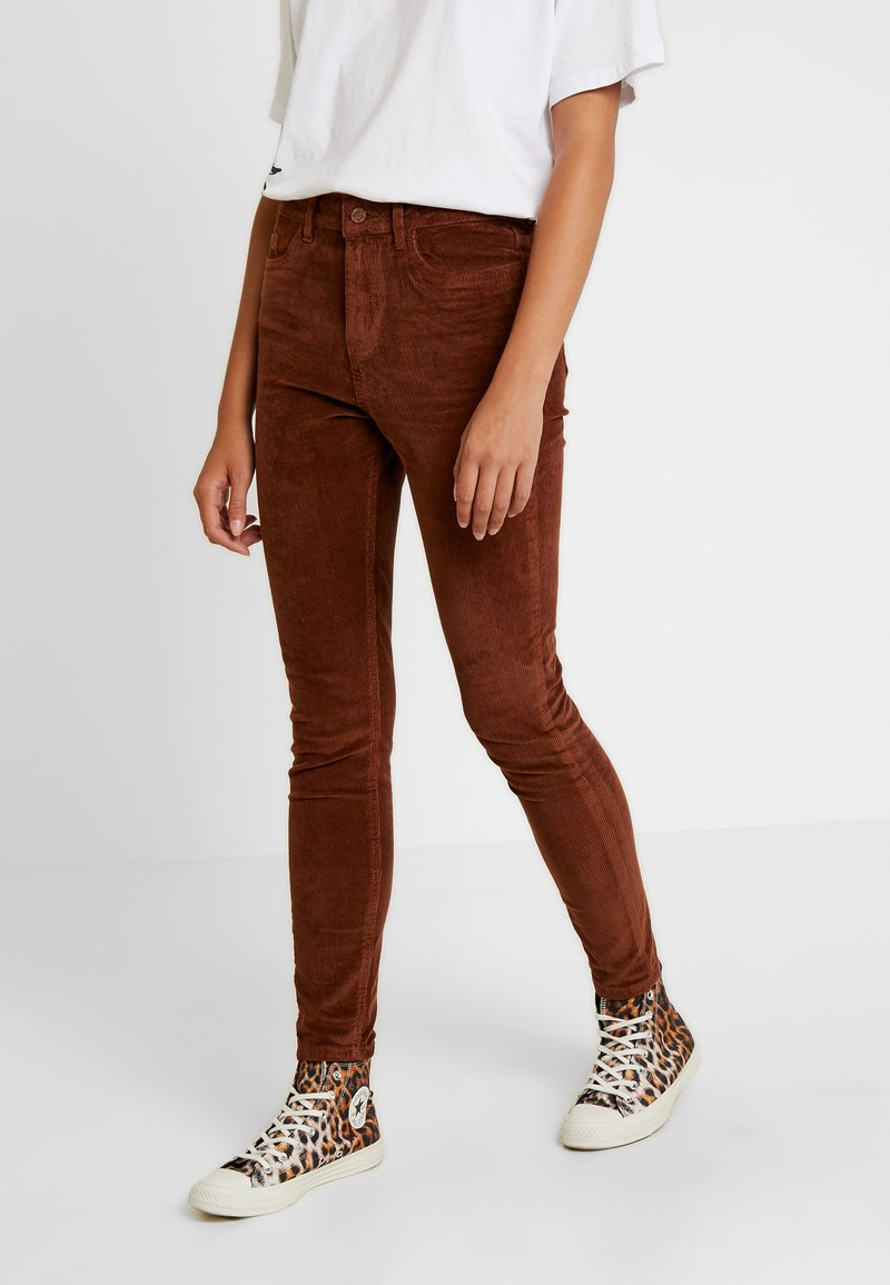 New Look - Trousers - camel