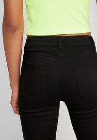 New Look - SUPER - Skinny džíny - black - 3