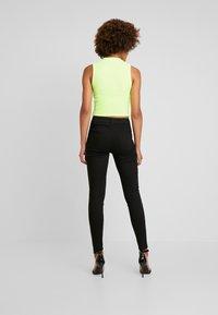New Look - SUPER - Skinny džíny - black - 2