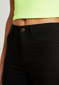 New Look - SUPER - Jeans Skinny Fit - black - 5