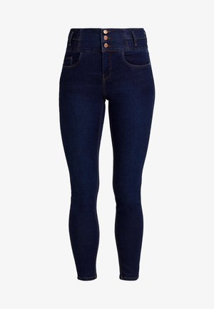 SUPER - Jeans Skinny Fit - mid blue