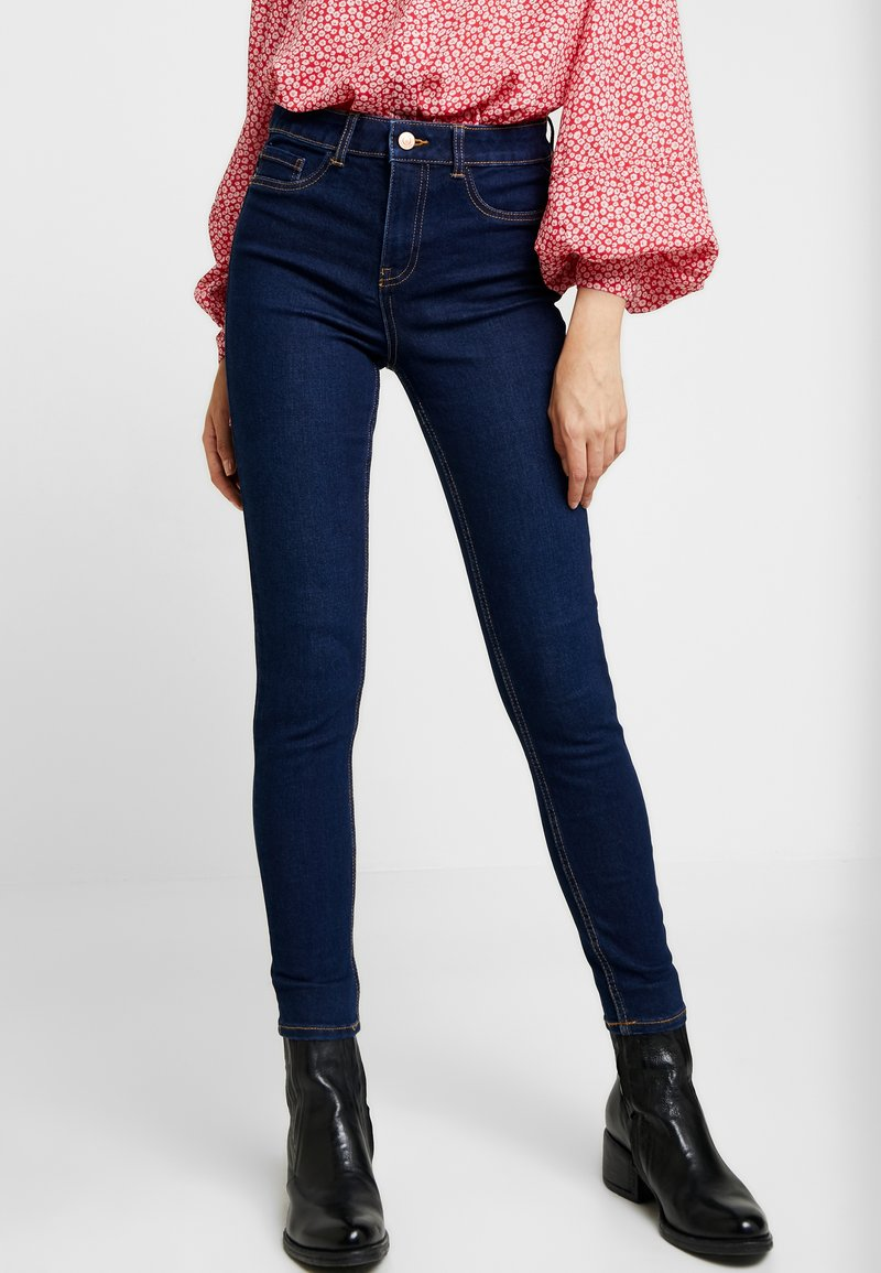 New Look - SUPER - Jeans Skinny - navy
