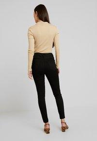 New Look - SUPER - Jeans Skinny Fit - black - 3
