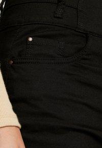 New Look - SUPER - Jeans Skinny Fit - black - 4