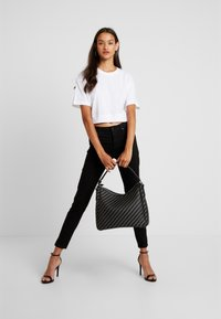 New Look - Jeansy Skinny Fit - black - 1