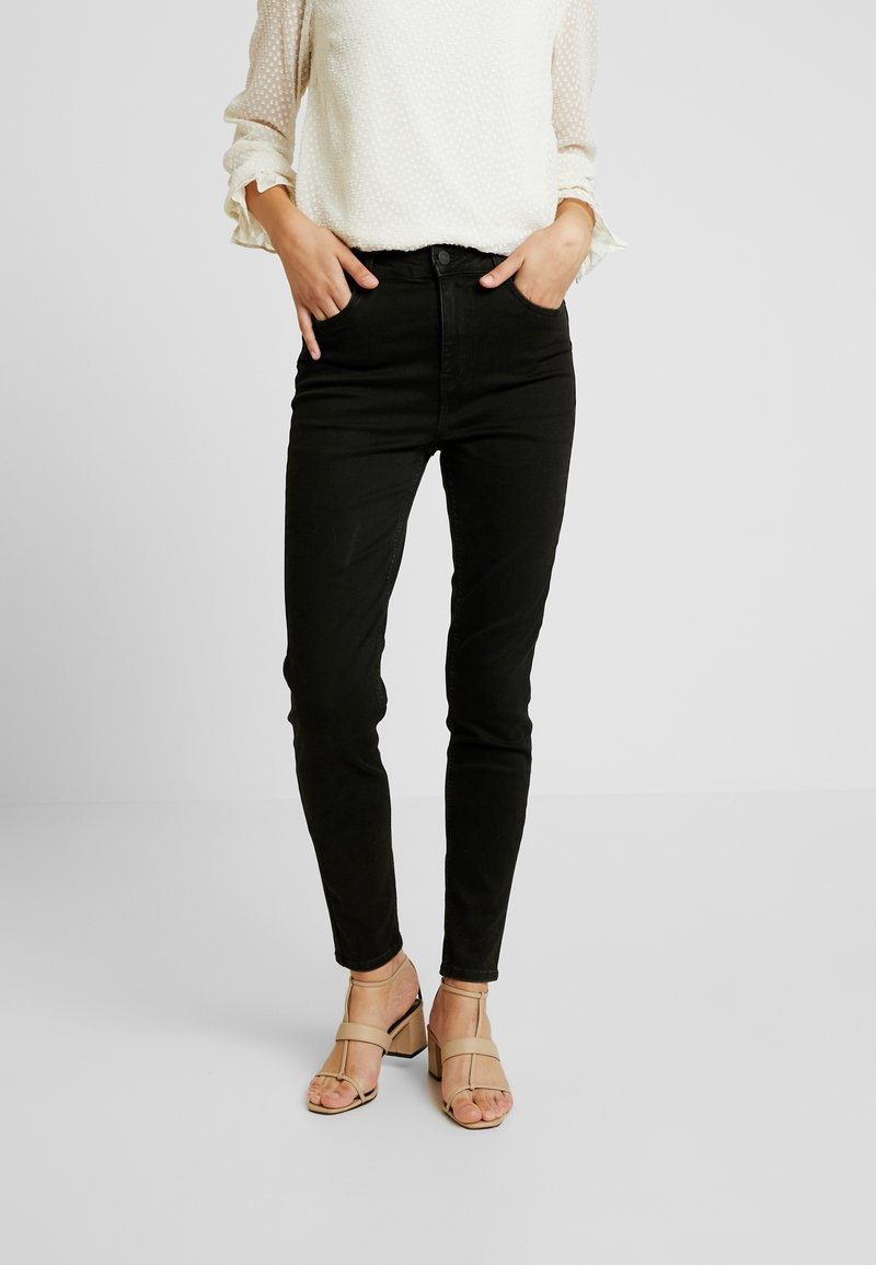 New Look - LIFT AND SHAPE - Jeans Skinny Fit - black