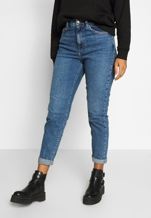 WAIST ENHANCE  - Slim fit jeans - mid blue