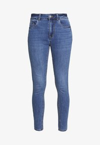 New Look - SUPERSOFT - Jeans Skinny - mid blue - 3