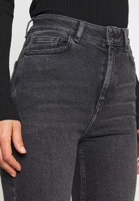 New Look - DISCO  - Jeans Skinny Fit - grey - 5