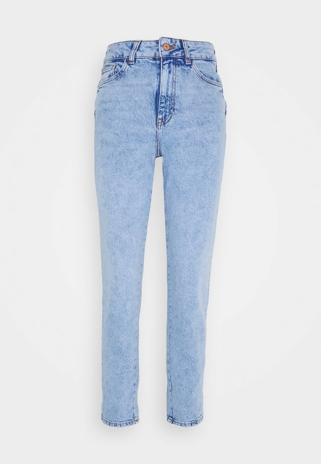 WAIST ENHANCE MOM BRAZIL - Relaxed fit jeans - blue