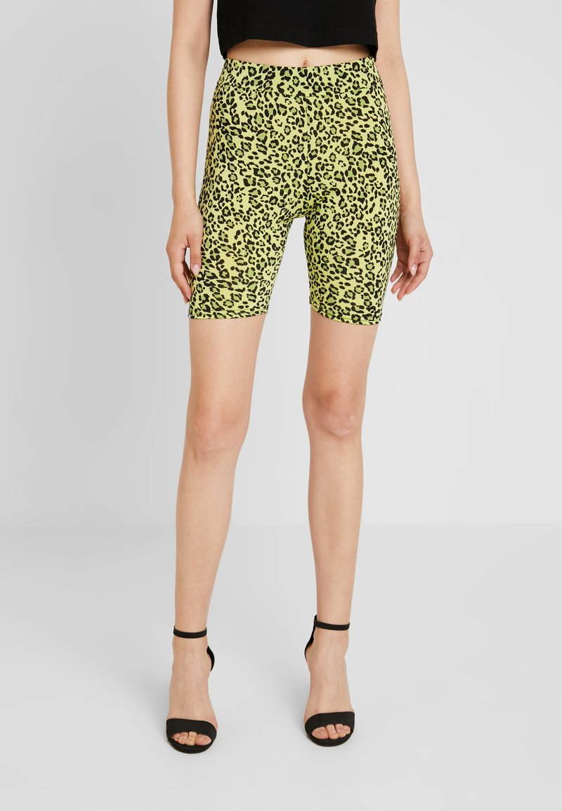 New Look - GO CYCLING - Short - green