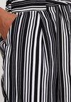 New Look - STRIPE EMERALD - Shorts - black