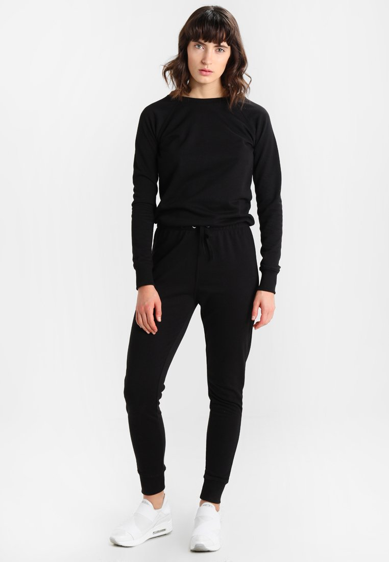 Crew Neck   Overall / Jumpsuit /Buksedragter by New Look
