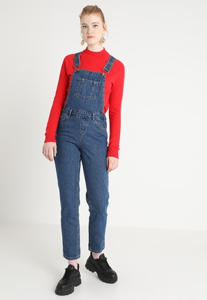 FULL LENGTH BRITTLESTAR DUNGAREE - Dungarees - blue