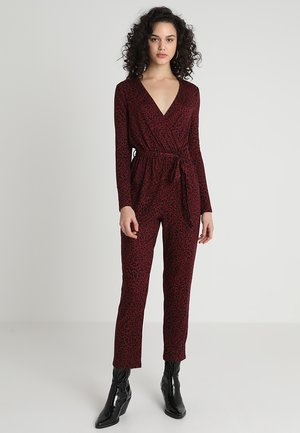 JAMIE ANIMAL - Jumpsuit - red