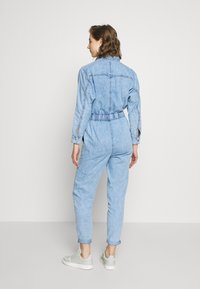 New Look - ARCHWAY - Combinaison - light blue - 2