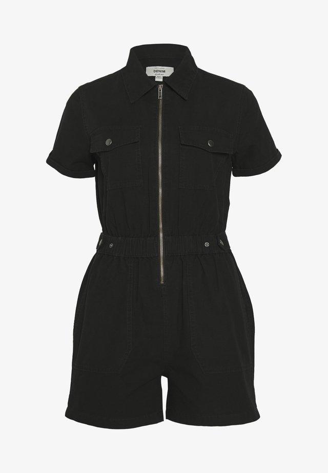 ARCHWAY PLAYSUIT - Jumpsuit - black