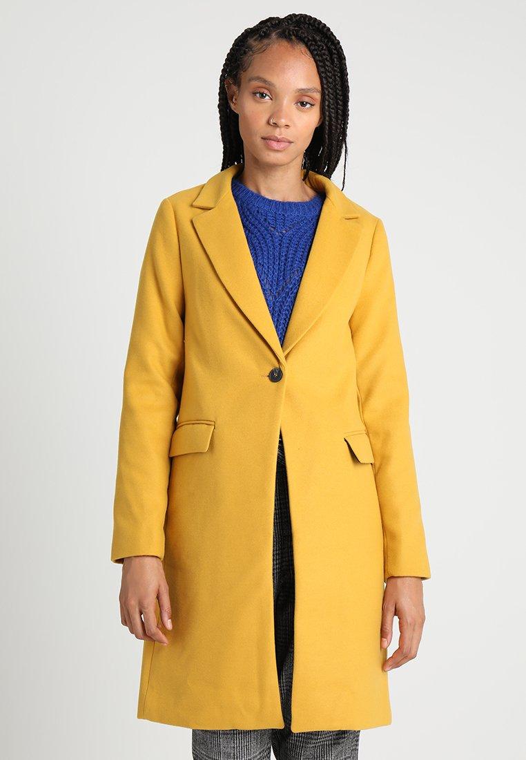 New Look - LEAD IN COAT - Wollmantel/klassischer Mantel - mustard