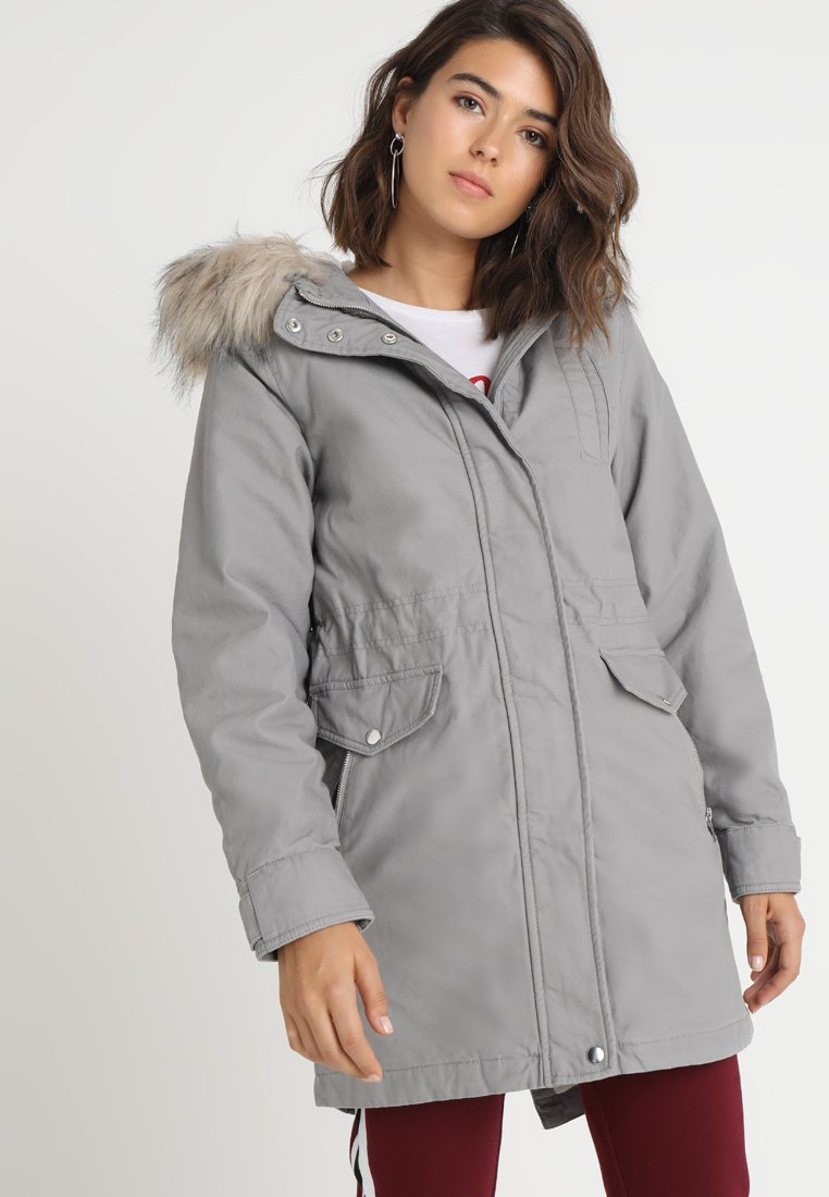 New Look - CHICAGO - Parka - grey