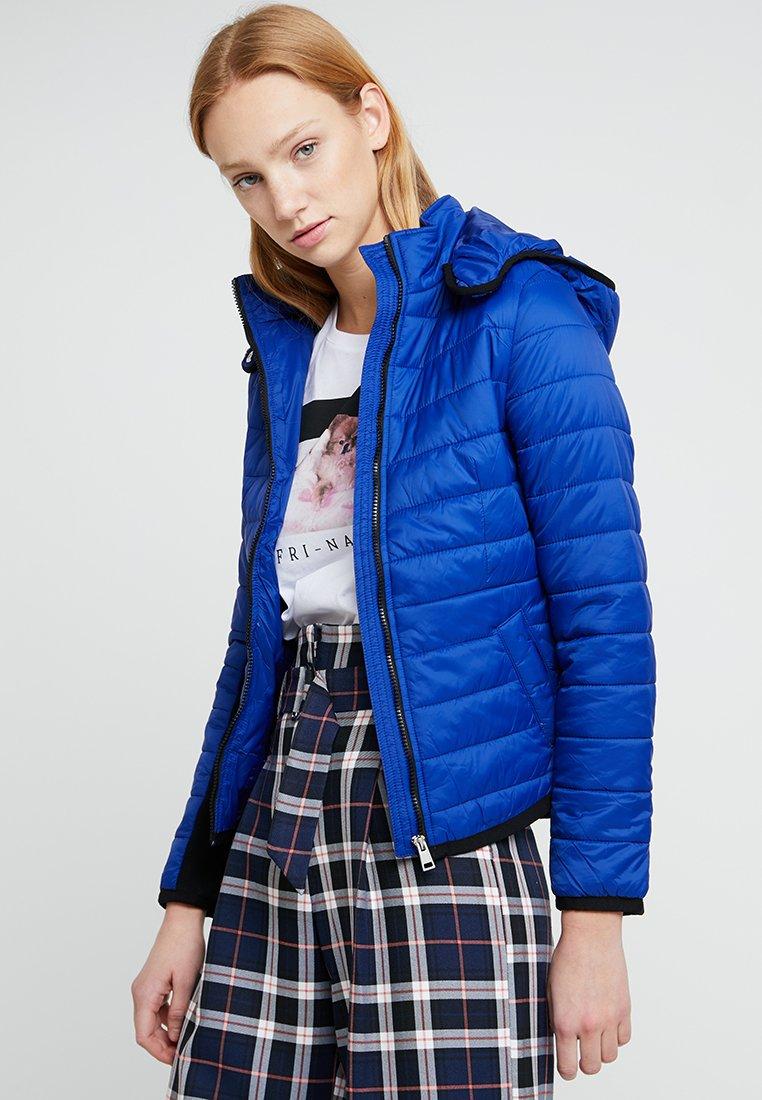 New Look - PHEOBE PUFFER - Übergangsjacke - mid blue