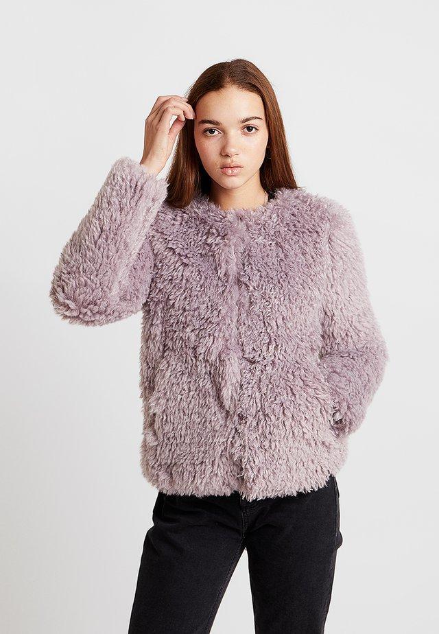 CURLY COAT - Winterjas - lilac