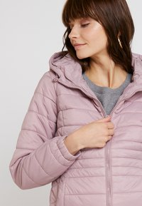 New Look - NEW PUFFER - Lehká bunda - shell pink - 3