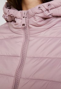 New Look - NEW PUFFER - Lehká bunda - shell pink - 5