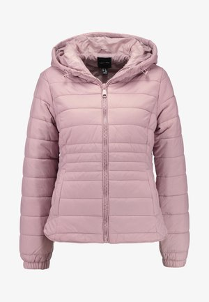 NEW PUFFER - Lehká bunda - shell pink