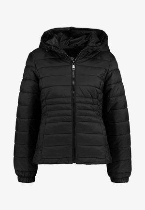 NEW PUFFER - Lehká bunda - black