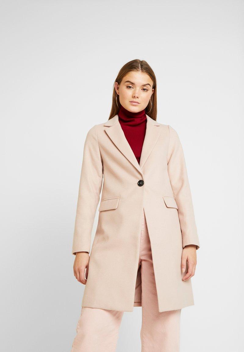 New Look - LEAD IN COAT - Kurzmantel - light pink