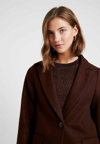 New Look - LEAD IN COAT - Manteau court - brown - 5