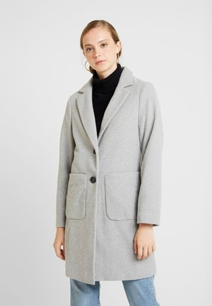 LEAD IN COAT - Krótki płaszcz - light grey