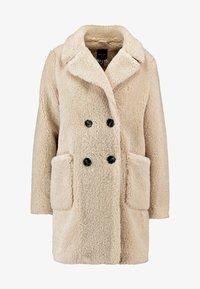 New Look - COAT - Abrigo de invierno - cream - 4