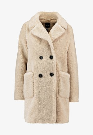 COAT - Zimní kabát - cream