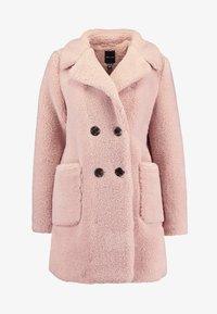 New Look - COAT - Płaszcz zimowy - nude - 4