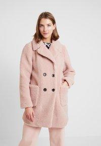 New Look - COAT - Płaszcz zimowy - nude - 0