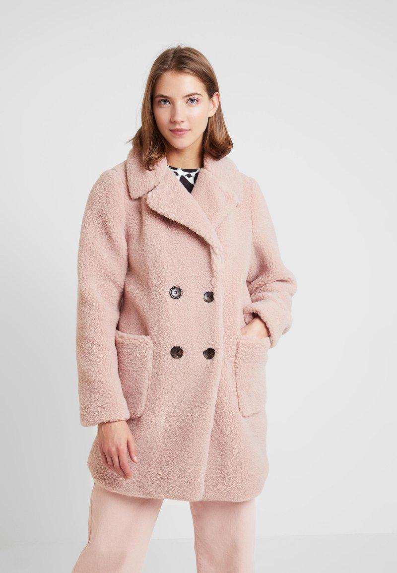 New Look - COAT - Płaszcz zimowy - nude