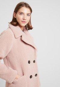 New Look - COAT - Płaszcz zimowy - nude - 3