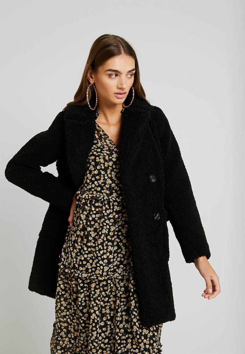New Look - COAT - Wintermantel - black