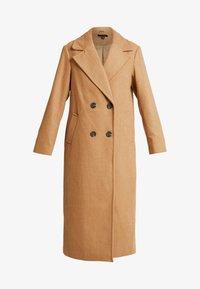 New Look - ARIANA MAXI COAT - Zimní kabát - camel - 4