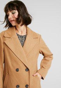 New Look - ARIANA MAXI COAT - Zimní kabát - camel - 3