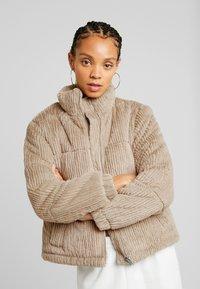 New Look - Winter jacket - camel - 0