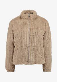 New Look - Winter jacket - camel - 5