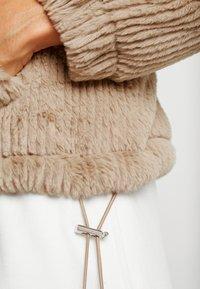 New Look - Winter jacket - camel - 6