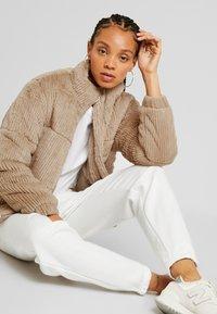 New Look - Winter jacket - camel - 3