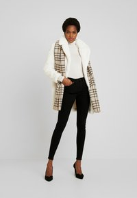 New Look - Short coat - white - 1