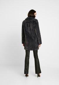 New Look - Krátký kabát - dark grey - 2